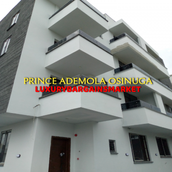 5 Bedroom Maisonette on 2 Floors + Pool, Banana Island, Ikoyi, Lagos, Terraced Duplex for Sale