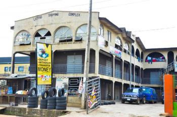 Very Big Shopping Plaza with 48 Shops and 7 Miniflat Flat Office, Ijaiye Road, Ijaiye, Lagos, Plaza / Complex / Mall for Sale
