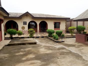 Own and Secure Luxury 4 Bedroom Fully Detached Bungalow on a Full Plot, Ijede Road, Ewu- Elepe Town, Ikorodu, Lagos, Detached Bungalow for Sale
