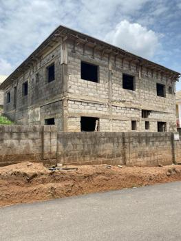 Fully Detached 4 Bedroom Duplex Carcass with Bq Space, Lokogoma District, Abuja, Detached Duplex for Sale