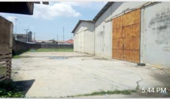 Warehouse on 2000sqm, Ajao Estate, Isolo, Lagos, Warehouse for Sale