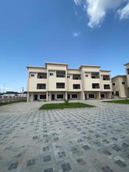 Luxury 4 Bedroom Terrace with a Club House, Guzape District, Abuja, Terraced Duplex for Rent