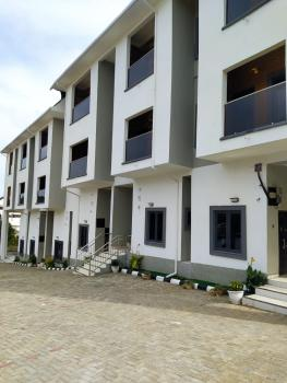 Exquisitely Finished Massive 4 Bedroom Terrace and Bq, Tarred Road, Katampe, Abuja, Terraced Duplex for Sale