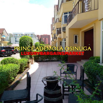 Direct Cash Ready Clients Only. 5 Bedroom House + Bq, Pool, Banana Island Estate, Banana Island, Ikoyi, Lagos, Terraced Duplex for Rent
