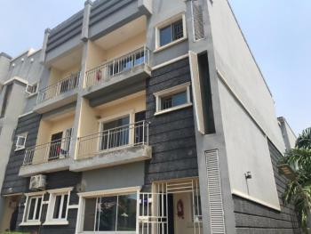Amazing and Lovely Finished 4 Bedrooms in an Estate, Mabushi, Abuja, Terraced Duplex for Rent