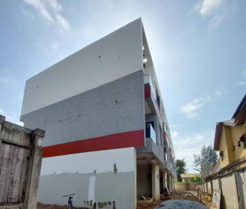 Newly Built 4 Bedroom Terrace with Bq in an Estate, Adeniyi Jones, Ikeja, Lagos, Terraced Duplex for Sale