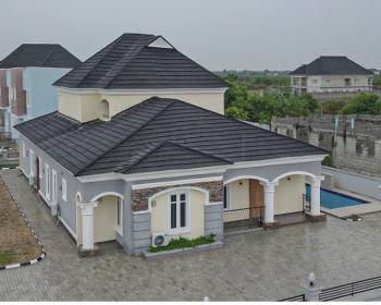 Luxury Built 4 Bedrooms Villa with Penthouse, Amen Estate, Emerald Bay Road, Eleko, Ibeju Lekki, Lagos, Detached Bungalow for Sale