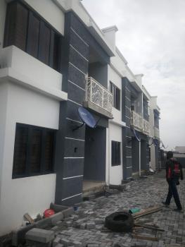 Luxury 2 Bedrooms Terrace with 18 Months Payment Plan, Lekki Scheme 2, Ogombo, Ajah, Lagos, Terraced Duplex for Sale