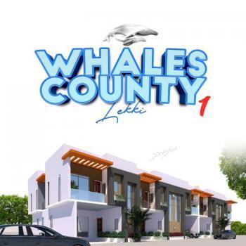 100% Dry Land, Buy & Build, Whales Estate Phase 1 Lafiaji, Opposite Cooplag Estate Orchid, Lekki Phase 2, Lekki, Lagos, Residential Land for Sale