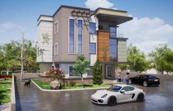 Luxury 5 Bedrooms Fully Detached House  (off Plan), Guzape District, Abuja, Detached Duplex for Sale