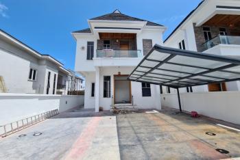 Tastefully Finished 5 Bedroom Detached House with Bq, Oral Estate, Lekki, Lagos, Detached Duplex for Sale