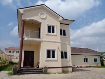4 Bedroom Duplex  with Bq, Life Camp, Abuja, Detached Duplex for Rent