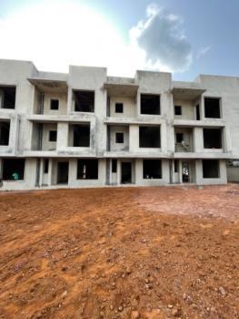 4 Bedrooms Terraced Duplex + 1 Maid Room, Jabi, Abuja, Terraced Duplex for Sale