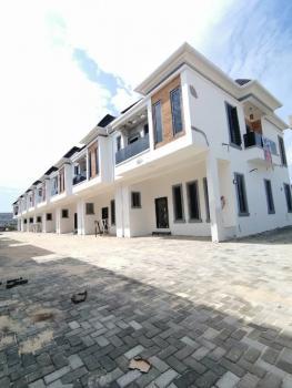 Luxury 4 Bedroom Terrace Duplex, Lekki 2nd Toll Gate, Lekki, Lagos, Terraced Duplex for Sale