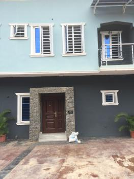 Newly Built 3 Bedrooms Terrace Duplex, Behind Channels, Opic, Isheri North, Lagos, Terraced Duplex for Rent