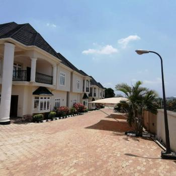 Luxury 4 Bedroom Terrace House, Asokoro District, Abuja, House for Rent