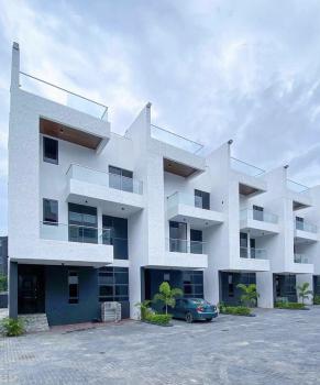 Exquisite Luxury 4 Bedroom Terrace with a Room Bq, Victoria Island (vi), Lagos, Terraced Duplex for Sale