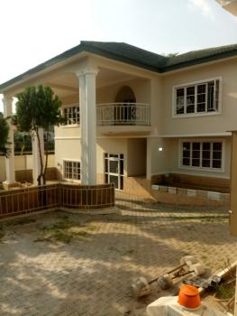 a Tastefully Finished 5 Bedroom Fully Detached Duplex with 2 Room Bq., Maitama District, Abuja, Detached Duplex for Rent