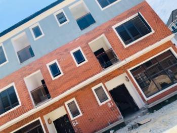 Brand New 4 Bedroom Terrace Duplex, Osapa London, Osapa, Lekki, Lagos, Terraced Duplex for Rent