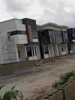 4 Bedroom Semi Detached Duplex  Brookhill Park with 24 Months Payment, Abijo, Lekki, Lagos, Semi-detached Duplex for Sale