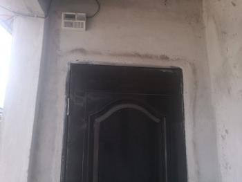 1 Bedroom Apartment with 2 Toilets., Ebom Estate Road, Elelenwo, Port Harcourt, Rivers, Flat for Rent