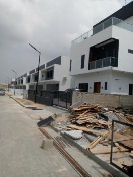 Luxury 3 Bedroom Duplex with Bq, De Castle Estate, Oribanwa Bus Stop, Awoyaya, Ibeju Lekki, Lagos, Semi-detached Duplex for Sale
