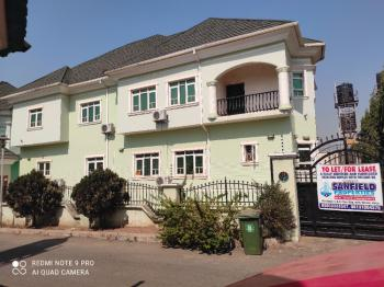a Fully Serviced 4 Bedroom Duplex with 2 Rooms Bq, No. 9 Lamidi Ishola Close, Prime Estate, Games Village, Kaura, Abuja, Detached Duplex for Rent