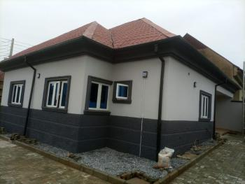 Tastefully Finished and Newly Built 3 Bedroom Semi Detached Bungalow, Peoples Paradise Estate, Lugbe District, Abuja, Semi-detached Bungalow for Rent
