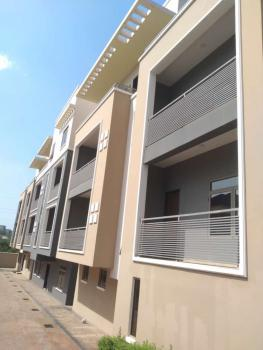 Luxury Serviced 3 Bedroom Flat with Bq, Guzape District, Abuja, Flat for Rent