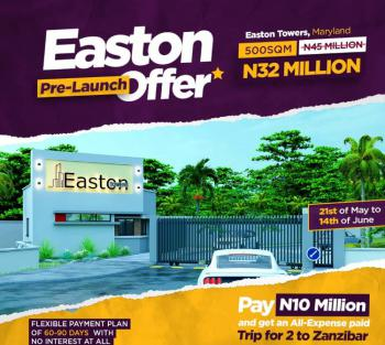 500 Sqm Plot in an Estate, Maryland, Lagos, Residential Land for Sale