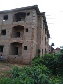 Uncompleted 6 Flats of 3 Bedroom, Treasure Point Axis, Enugu, Enugu, Detached Duplex for Sale