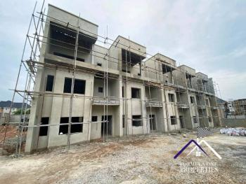 This Is a Is Unique Listing, Guzape District, Abuja, Terraced Duplex for Sale