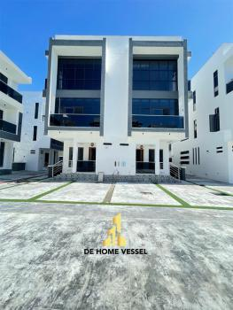 Excellent 4 Bedrooms Semi-detached Duplex with Swimming Pool and Gym, Ikoyi, Lagos, Semi-detached Duplex for Sale