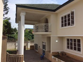 Fully Detached 5 Bedrooms Duplex with 2 Maids Rooms & 2 Living Rooms, Maitama District, Abuja, Detached Duplex for Rent