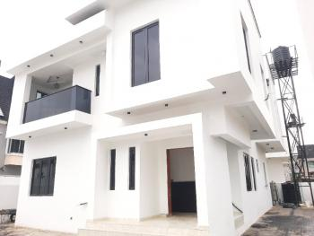 Spacious Brand New 4 Bedrooms Duplex with an Extra Big Room Plus Bq, Before Shoprite, Sangotedo, Ajah, Lagos, Detached Duplex for Sale