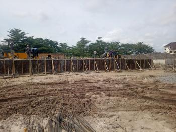 Classic 2 Bedrooms Semi Detached in a Built Up Location, Abode Estate Watchtower Road, Elemoro, Lekki - Epe Express, Bogije, Ibeju Lekki, Lagos, Detached Duplex for Sale