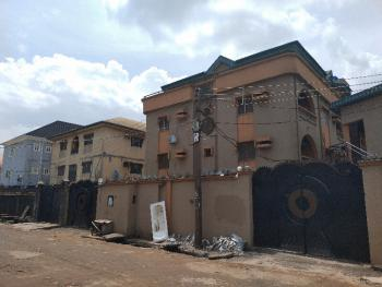 Lovely 4 Bedroom Flat in a Progressive House Close to Road, By Fidelity Bank, Ago Palace, Isolo, Lagos, Flat for Rent