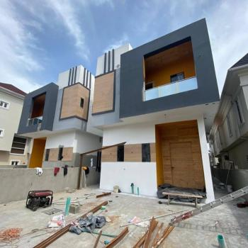 Brand New 5 Bedrooms Fully Detached Duplex with Bq., Osapa, Lekki, Lagos, Detached Duplex for Sale