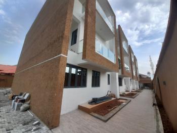 4 Bedrooms Terraced Duplex with a Maids Room, Lekki Phase 1, Lekki, Lagos, Terraced Duplex for Sale