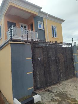 Brand New 2 Bedroom Block of 4 Flats, Unity Estate, Egbeda, Alimosho, Lagos, House for Sale
