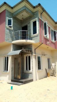 4 Bedroom Duplex, Kenneth Odidika St, Ologolo, Lekki, Lagos, Detached Duplex for Rent