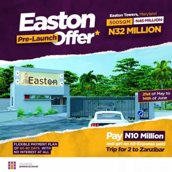 Buy and Build Land (after 1 Year) with Free Trip Abroad Ooo, Maryland, Opebi, Ikeja, Lagos, Residential Land for Sale