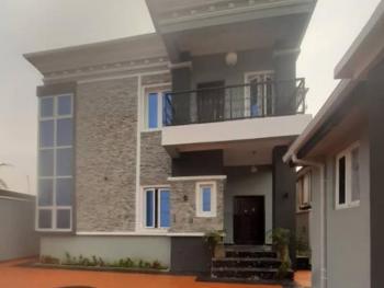a Brand New 4 Bedroom Detached Duplex and a Room Bq, Ojodu, Lagos, Detached Duplex for Sale