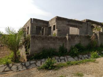Carcass 3 Bedroom Bungalow at Linted, Ushafa Extension, Ushafa, Bwari, Abuja, Detached Bungalow for Sale