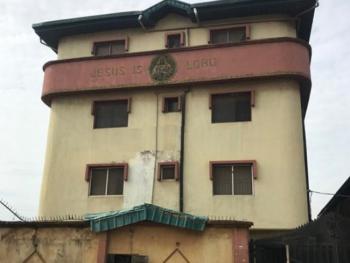 a Solid Block of 8 Units of 3 Bedroom Flat, Mafoluku, Oshodi, Lagos, Block of Flats for Sale