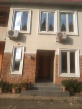 3 Bedroom with a Room Bq, Mike Street, Maitama District, Abuja, Terraced Duplex for Rent