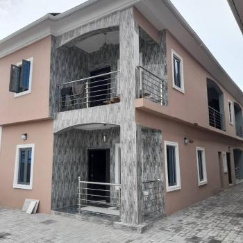 Newly Built 2 Bedroom Flats with Excellent Facilities, Lanipekun Lawal Road, Behind Mayfair Gardens, Awoyaya, Ibeju Lekki, Lagos, Flat for Rent