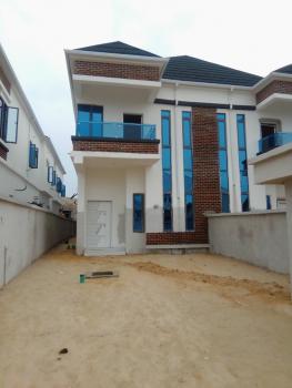 4bedroom Semi Detached Duplex with Bq, in an Estate, Ologolo, Lekki, Lagos, Semi-detached Duplex for Sale