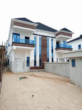 Luxury Built 4 Bedrooms Duplex with Boys Quarter, Ologolo, Lekki, Lagos, Semi-detached Duplex for Sale