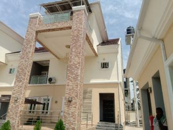 Brand New Luxurious 5 Bedroom Terrace Duplex with Bq, Katampe Extension, Katampe, Abuja, Terraced Duplex for Rent